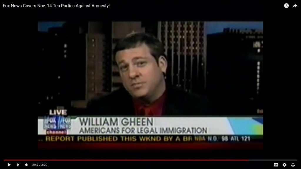 William Gheen Pictures Fox News